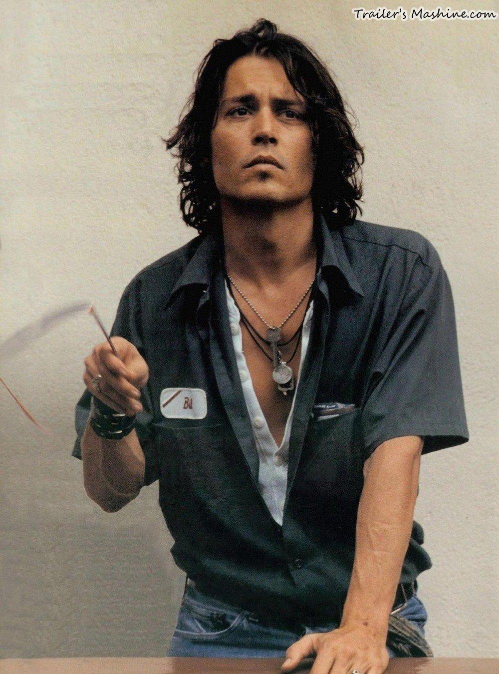 Johnny Depp - Wallpaper